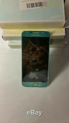 100% Genuine Original Samsung S6 G920f Galaxy LCD Écran Tactile Noir
