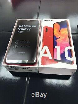 100% Original Smartphone samsung Galaxy a10 2019 neuf Garantie 1 ans