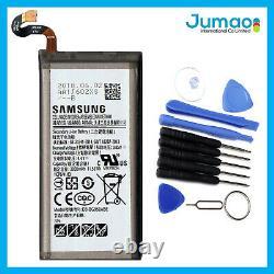 Batterie Original pour téléphone mobile Samsung Galaxy S8 3000mAh EB-BG950ABE