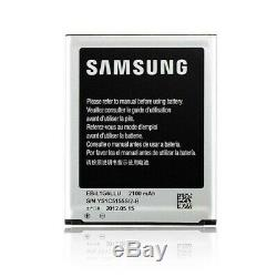 Batterie interne d'origine Samsung S3 originale battery neuve Samsung Galaxy S3