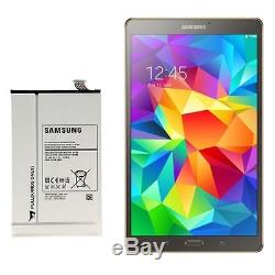 Batterie original Samsung Pile interne Accu Pour Galaxy Tab S 8.4 T700 / T705