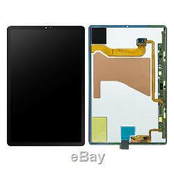 Bloc Complet Galaxy Tab S6 10.5 Écran LCD et vitre tactile Original Noir