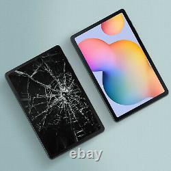 Bloc Complet Galaxy Tab S6 Lite Écran LCD Vitre Tactile Original Samsung Noir