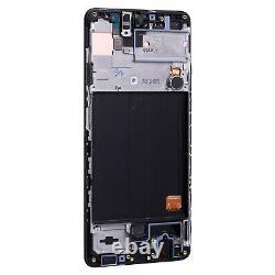 Bloc Complet Samsung Galaxy A51 Écran LCD Vitre Tactile Original Noir