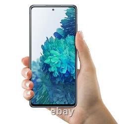 Bloc Complet Samsung Galaxy S20 FE 4G Écran LCD Vitre Tactile Original Bleu