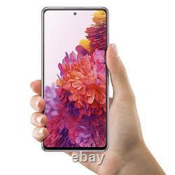 Bloc Complet Samsung Galaxy S20 FE 4G Écran LCD Vitre Tactile Original Lavande