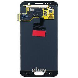 Bloc Complet Samsung Galaxy S7 Écran LCD Vitre Tactile Original rose