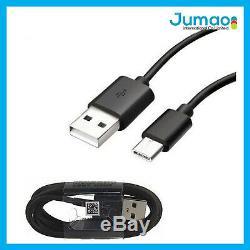 Câble de charge Original USB Type C Noir 1M EP-DG950 pour Samsung Galaxy A80