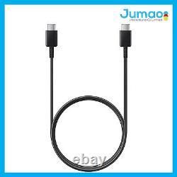 Câble de charge Type-C vers Type-C 1M original EP-DG977BBE pour Samsung S20/S20+