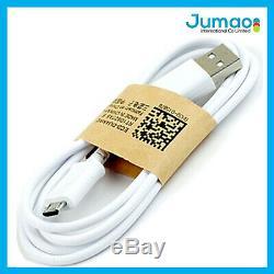 Câble de charge original Micro USB 1.5M ECB-DU4EWE pour Samsung Galaxy J7 2016
