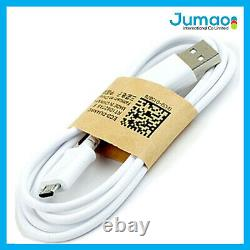 Câble de charge original Micro USB 1.5M ECB-DU4EWE pour mobile Samsung Galaxy S4