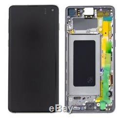 Cran complet + Coque avant Samsung Galaxy S10 (G973). Originale