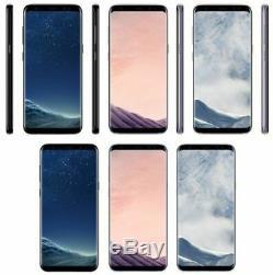 Déverrouillé Original Samsung Galaxy S8 + S8 Plus G955F 4G LTE Android 6.2