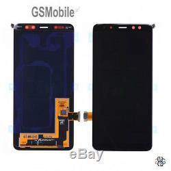 Display Ecran LCD Module Ecran Samsung Galaxy A8 2018 A530F Noir Original