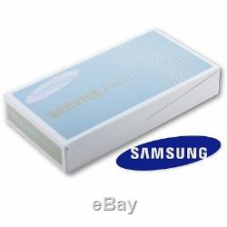 Display Ecran LCD Tactile Samsung Galaxy S6 G920F GH97-17260D Bleu Original