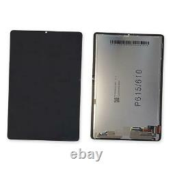 Display Ecran LCD Vitre Tactile Original Samsung Galaxy Tab S6 Lite Sm-p610 Noir