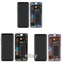 Display Pantalla LCD Touch Schermo Samsung Galaxy S9 Plus G965 Black Original