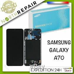 ECRAN LCD ORIGINAL OEM SERVICE PACK Samsung Galaxy A70 SM-A705Fn GH82-19747A