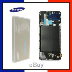 ECRAN LCD ORIGINAL SUR CHASSIS Samsung Galaxy A70 SM-A705F Display GH82-19747A