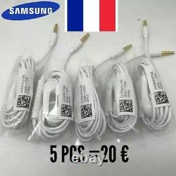 Écouteur Original Samsung Blanc Pour S 5 S 6 S7 S8 Edge