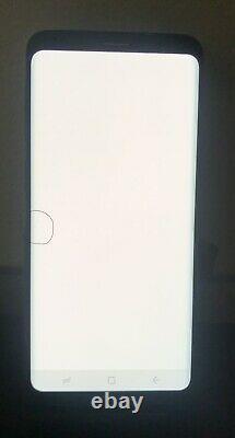 Ecran Amoled original Samsung Galaxy S9 / G960F Bleu (GH97-21696D)
