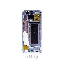 Ecran Avec Cadre Original Samsung S8 Sm-g950f Violet Galaxy Desmon