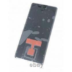 Ecran Complet Amoled Samsung Galaxy A71 / SM-A715F ///100%ORIGINAL/// Noir