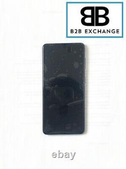 Écran Complet & Batterie & Châssis GRIS Samsung Galaxy S21 5G G991F/B Original
