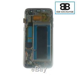 Écran Complet Châssis DORÉ OR Samsung Galaxy S7 Edge G935F Original PackService