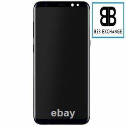 Écran Complet Châssis NOIR Samsung Galaxy S8 Plus G955F Original Pack Service