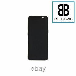 Écran Complet & Châssis OR DORÉ Samsung Galaxy S8 G950F Original Pack Service