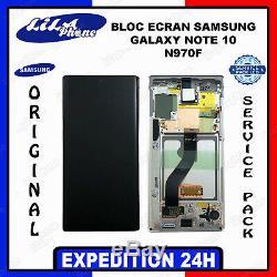 Écran Complet Châssis Samsung Galaxy Note 10 N970F ORIGINAL