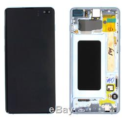 Ecran Complet Original Samsung galaxy S10+ plus/G975F Noir/Bleu/vert/Blanc