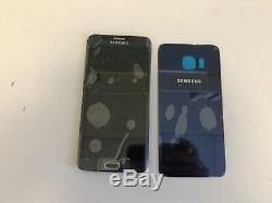 Ecran Complet Original Samsung galaxy S6 Edge Plus avec Cache batterie