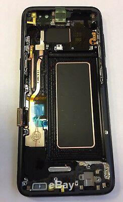 Ecran Complet Original Samsung galaxy S8 G950F Noir