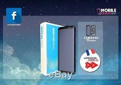 Ecran Complet Original Samsung galaxy S8 G960F Noir