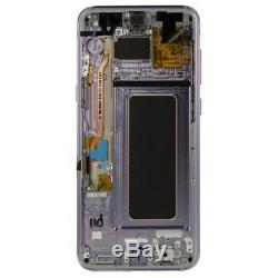 Ecran Complet Original Samsung galaxy S8 plus G955F Orchidée Violet