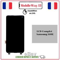 Ecran Complet Original Service Pack Samsung Galaxy S10e Sm-g970