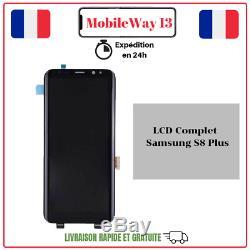Ecran Complet Original Service Pack Samsung Galaxy S8 Plus G955 Violet