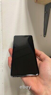 Ecran Complet Samsung Galaxy S10 Plus noir Original