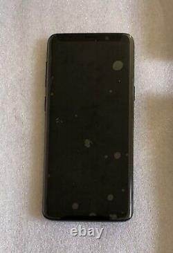 Écran Complet Samsung Galaxy S9 G960f Original Noir