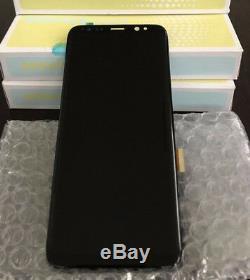 Écran Display Original Lcd Touch Silver Samsung Galaxy S8 SM-G950