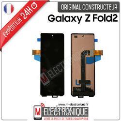 Ecran LCD Avant Original Samsung Galaxy Z Fold 2 Sm-f916b