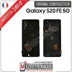 Ecran LCD Bleu Original Samsung Galaxy S20 Fe 5g Sm-g781b