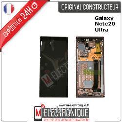 Ecran LCD Bronze Original Samsung Galaxy Note 20 Ultra 5g Sm-n986b