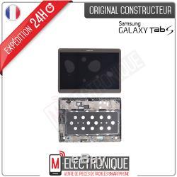 Ecran LCD Bronze Original Samsung Galaxy Tab S 10.5 Sm-t800