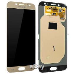 Ecran LCD Galaxy J7 2017 Vitre Tactile Bloc écran original Samsung Or
