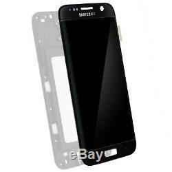 Ecran LCD Galaxy S7 Vitre Tactile Bloc écran original Samsung Noir