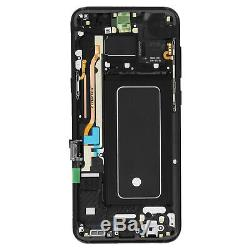 Ecran LCD Galaxy S8 Plus Vitre Tactile Bloc écran original Samsung Noir