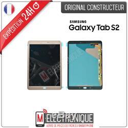 Ecran LCD Gold Original Samsung Galaxy Tab S2 9.7 T810